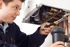 only use certified Nup End heating engineers for repair work